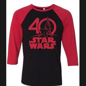 Star Wars 40th anniversary Tee